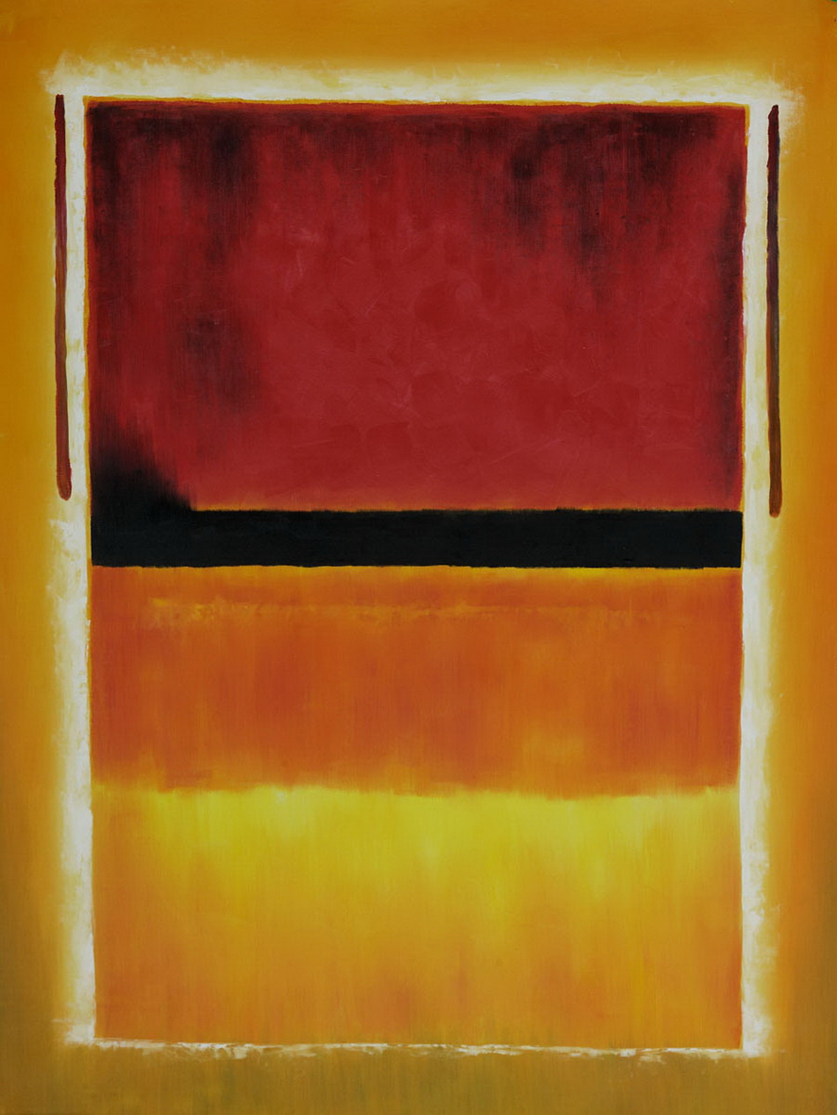 Untitled 1949 by Mark Rothko